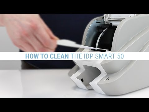 How to Clean the IDP Smart 50s ID Card Printer