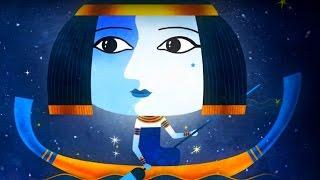 Волшебный Фонарь❤ - Корова Нут - по мотивам египетский мифов