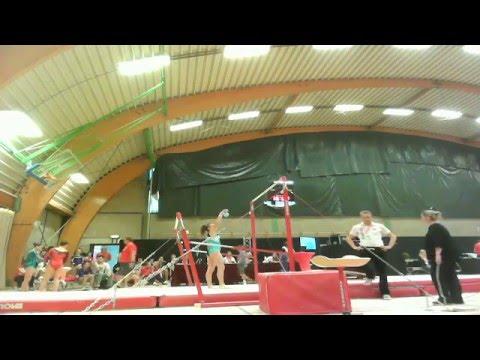 gymnovacup 2016 finals uneven bars