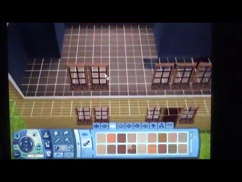Постройка дома в Sims 3. 1 ЧАСТЬ