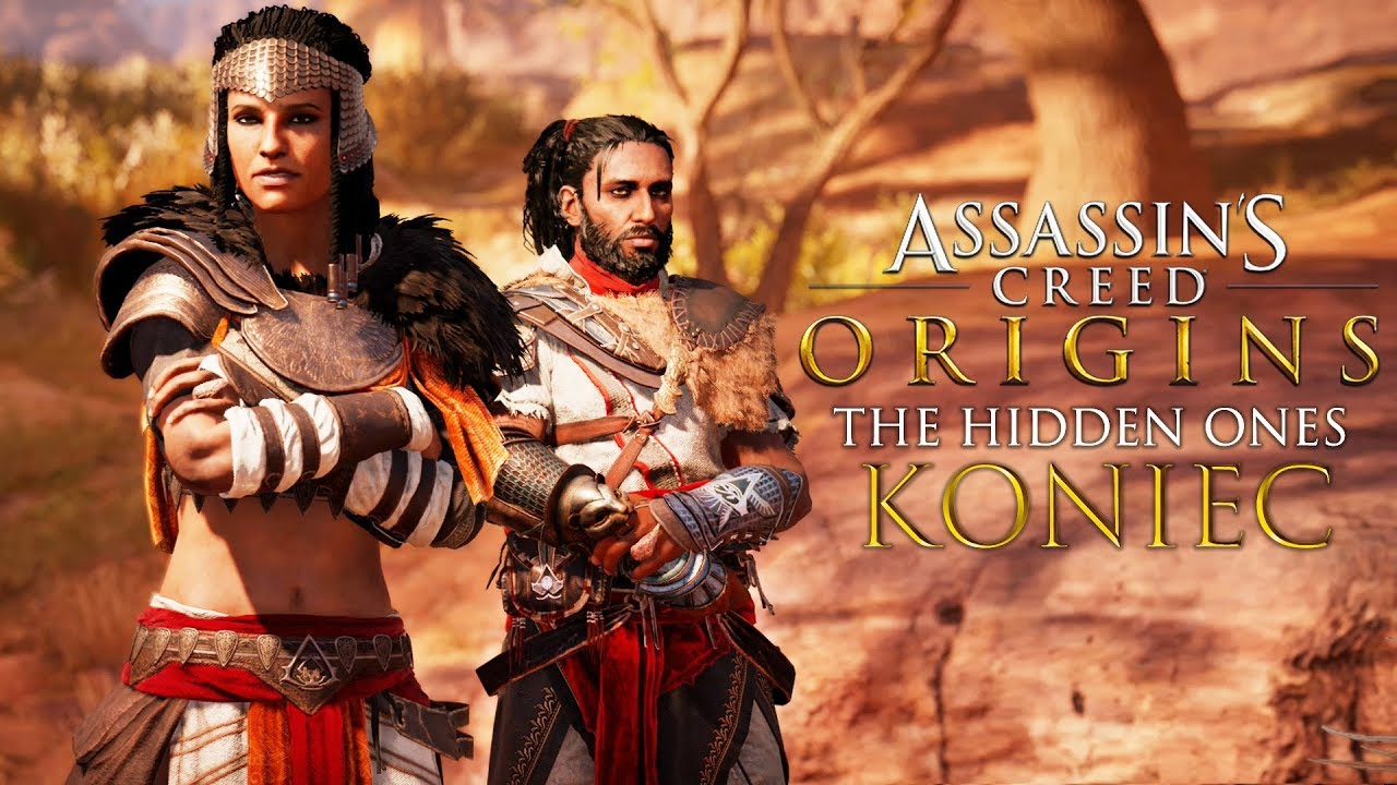Zagrajmy w Assassin's Creed Origins: The Hidden Ones PL DLC #5 – KONIEC DODATKU! – PC 4K