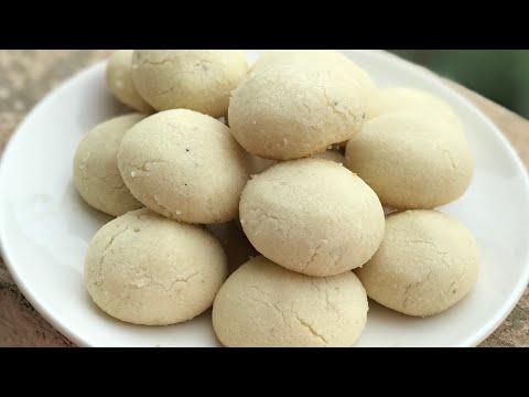 Ghee Cookies Recipe
