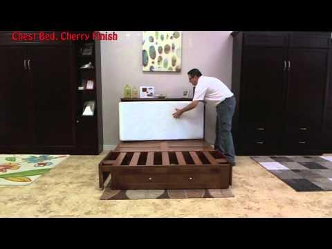 WMAZ   Chest Bed