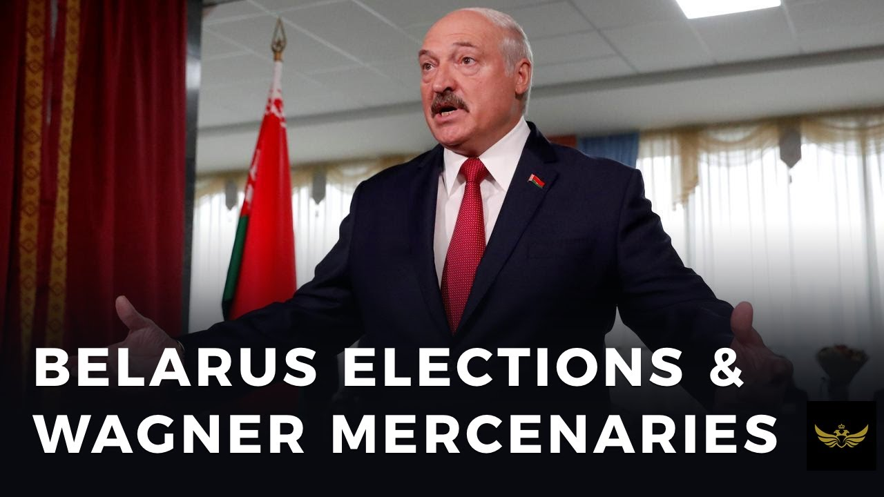 Wagner mercenaries busted in Minsk, as Belarus elections heat up