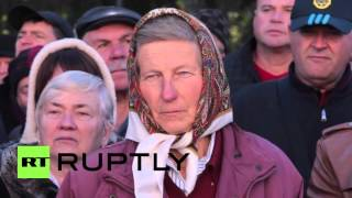 Ukraine: Protesting farmers urge Kiev to maintain ban on sale of arable land
