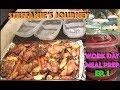 Work Day Meal Prep Ep. 1|| Steffanie's Journey