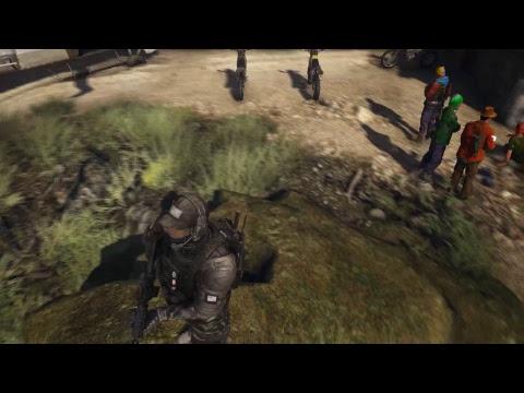 Ghost Recon Wildland - Récupérer une partie de larmure exosquelette.