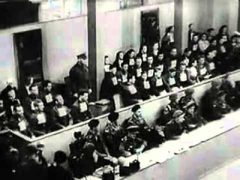 Auschwitz, Josef Kramer, Dr. Fritz Klein, Irmgard Grese, Bergen Belsen Trial