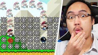 COMMENT DEVENIR UN PRO ! | Super Mario Maker