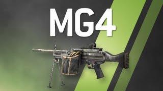 MG4 - Modern Warfare 2 Multiplayer Weapon Guide