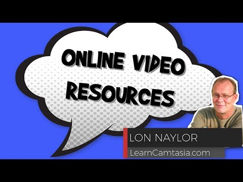 Online Video Content Creation Tools for Camtasia