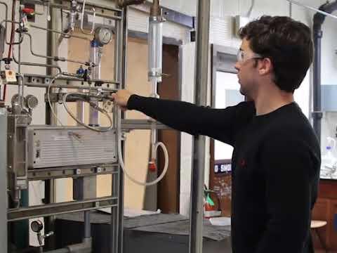 Catalytic Reactor: Hydrogenation