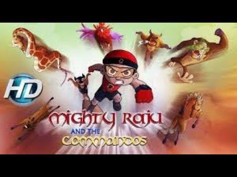 Mighty Raju And The Commandos