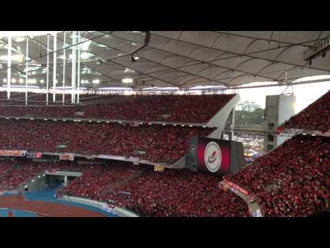 The Beautiful Of Kelantan Supporters Final FA 2013 : AYUH KELATEKU!!! HD