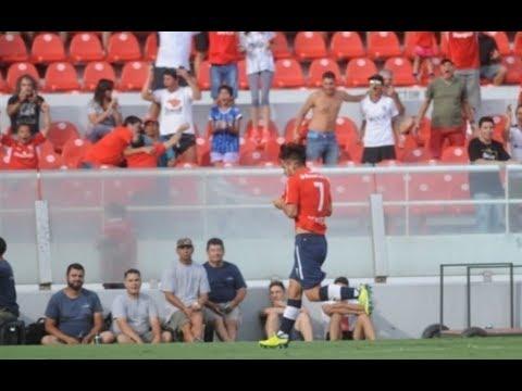 Independiente 1-0 Banfield   Resumen del partido