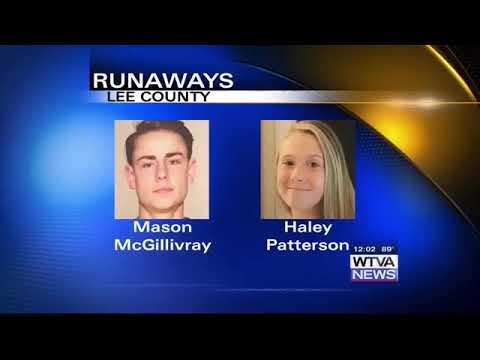 1 Lee County runaway found, 1 still sought