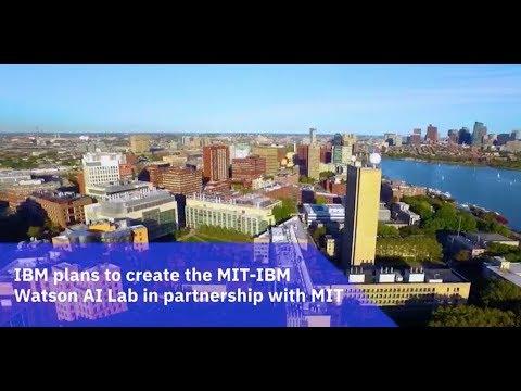 New MIT-IBM Watson AI Lab: 5 things to know