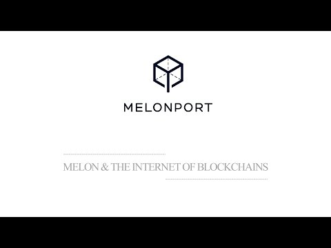 Melonport | Mona El Isa | Blockchainers Meetup