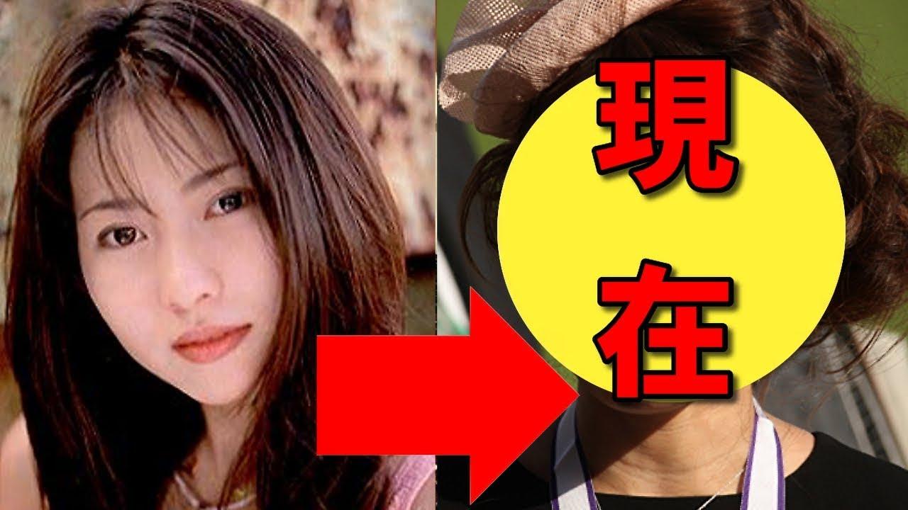 榎本加奈子今現在の姿が衝撃的すぎる! - YouTube