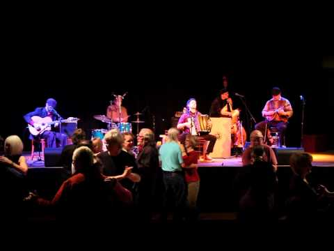 Histoires D'Amour - Cafe Accordion Orchestra 20th Anniversary Dance - January 12, 2014