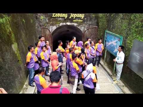 Tour Guide/Pramuwisata Pasaman Barat ke Lobang Jepang, Bukittinggi