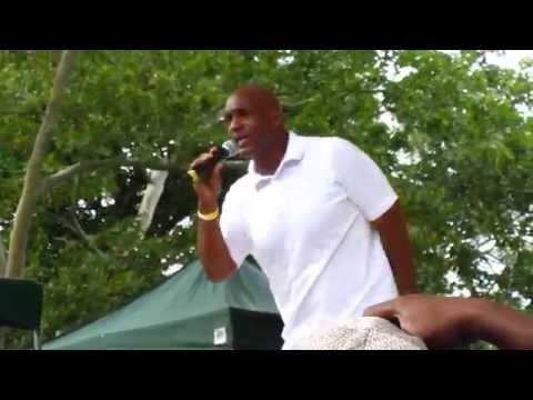 Spoonie Gee- Love Rap @ Central Park, NYC