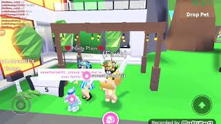 Truth or dare with my sister nada (adopt me roblox)
