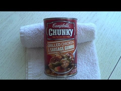 Campbell's Chunky Grilled Chicken & Sausage Gumbo