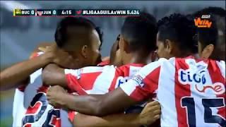 Atlético Bucaramanga 1- 3 Junior | Fecha 16 Liga Aguila 2017 –II – Win Sports
