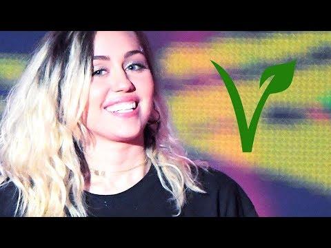 Miley Cyrus: Top VEGAN Moments