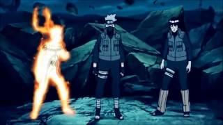 Naruto Shippuden  /Naruto, Killer Bee, Kakashi e Gai Vs Obito/ (ANIME HUNTER)