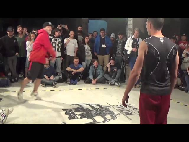 Cap - Selezioni Red Bull BC One Rome Cypher 2015