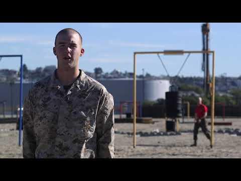 1st Recruit Training Battalion, Bravo Company Holiday Message