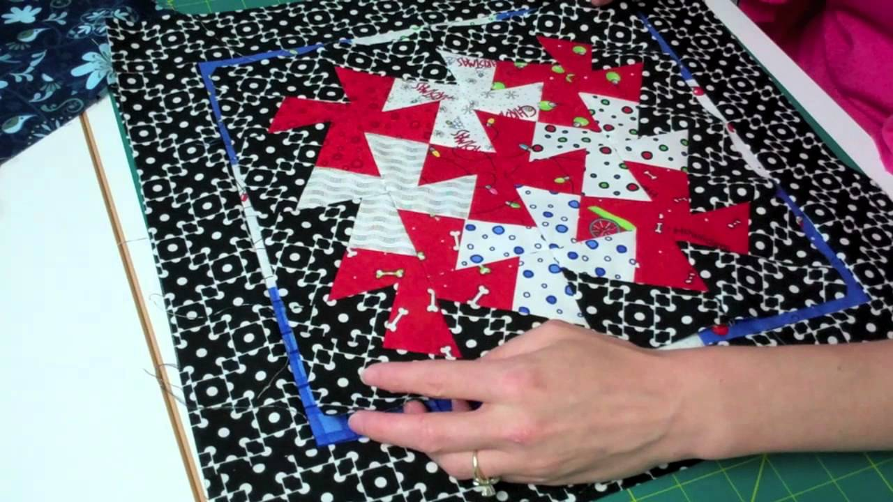 Ruler of the Month - Twister - YouTube : twister quilting tool - Adamdwight.com