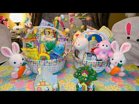what's-in-my-kids-easter-baskets-2019-🐥🐤🐇🥕🐰🐣