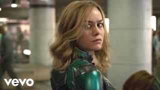 Pinar Toprak - Captain Marvel (From