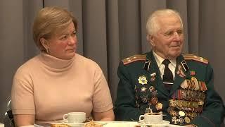 Координационный совет по делам ветеранов в библиотеке №1.