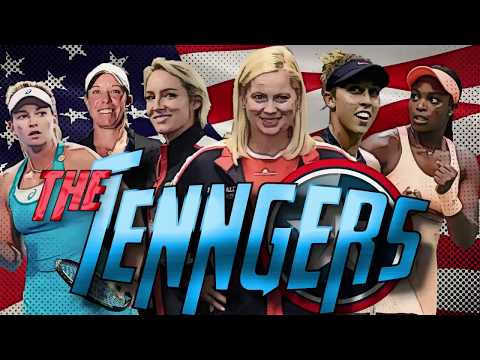 Move Over Avengers... Introducing the Tenngers Fed Cup Infinity Spoof