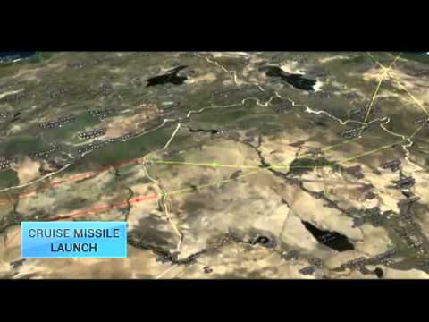 Cruise Missile Launch: Russia releases video of missile attack at Syria