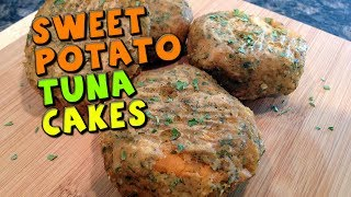 Sweet Potato Tuna Cakes Recipe (low Fat)