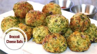 Broccoli Cheese Balls - The Ultimate Appetizer