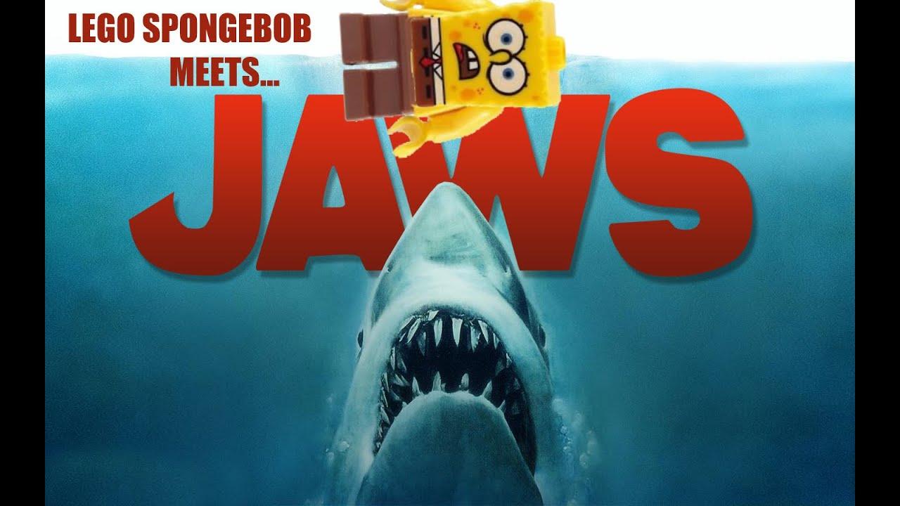 Lego Spongebob Meets JAWS [Part 1] - YouTube