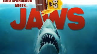 Lego Spongebob Meets JAWS [Part 1]