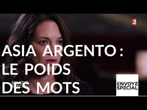 Download Youtube: Envoyé Spécial. Asia Argento le poids des mots - 26 octobre 2017 (France 2)