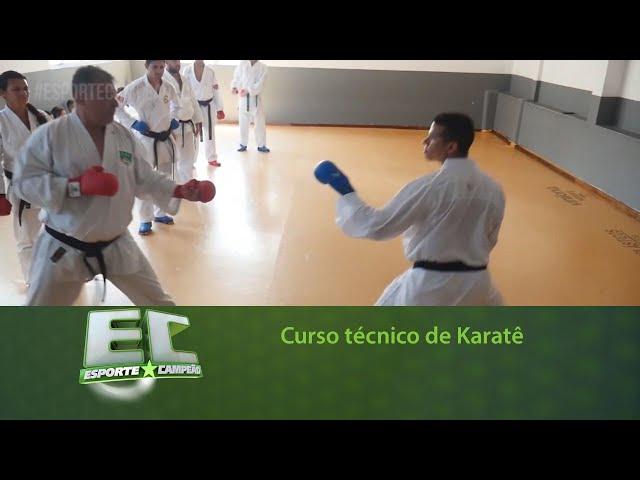 Curso técnico de Karatê em Maceió