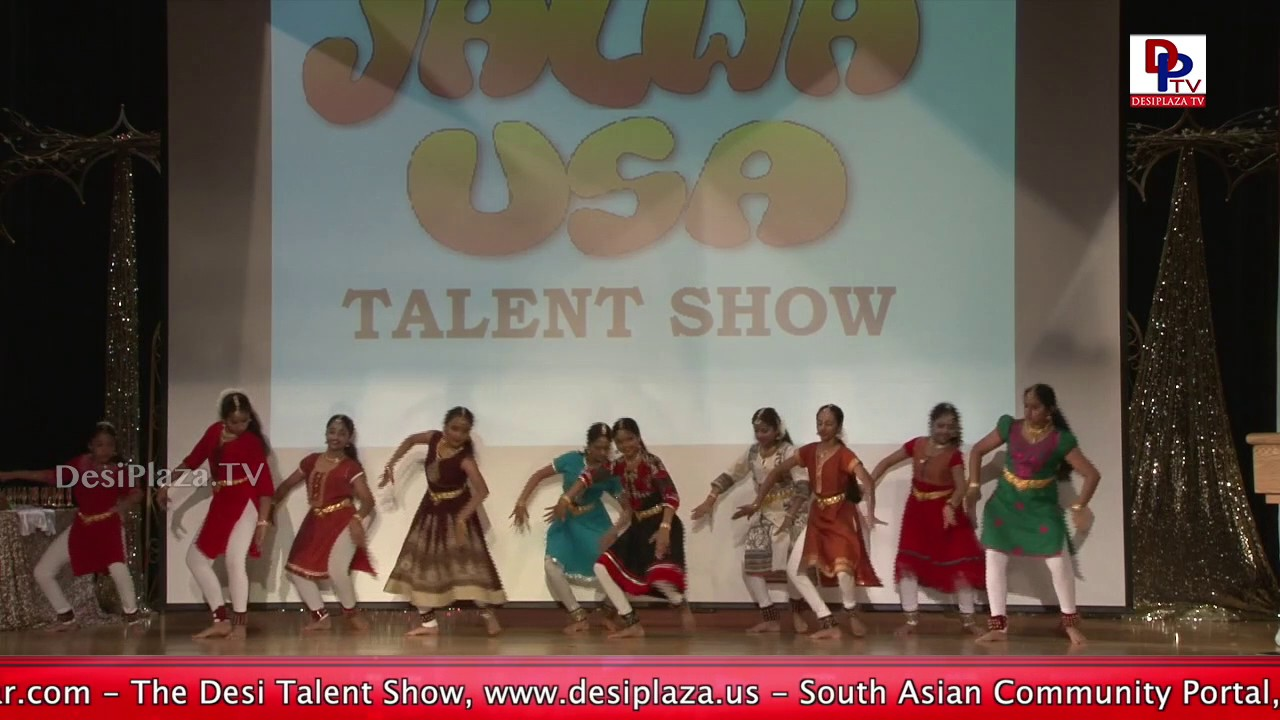 Excellent group dance performance at Jalwa USA in Bollywood Pageant 2017 in Houston || DesiplazaTV