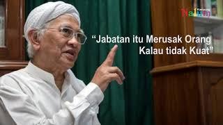 Gusmus Terbaru - Haul Gusdur 2019 Ciganjur Jakarta - Jabatan itu Merusak Orang Kalau Tidak Kuat