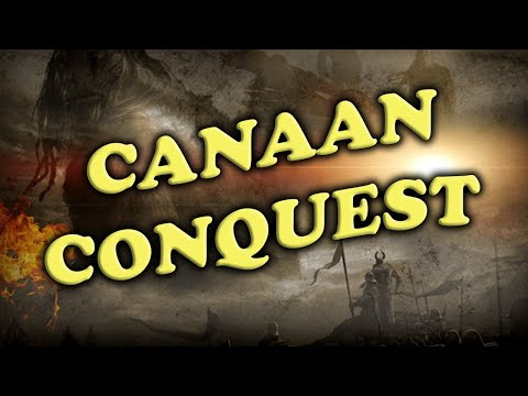 Conquering Canaan And Fighting Giants 📚 Book Of Jasher 84-91