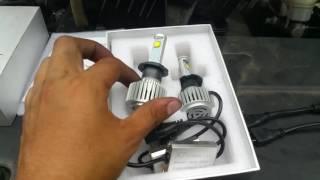 irulu h7 led headlight bulbs