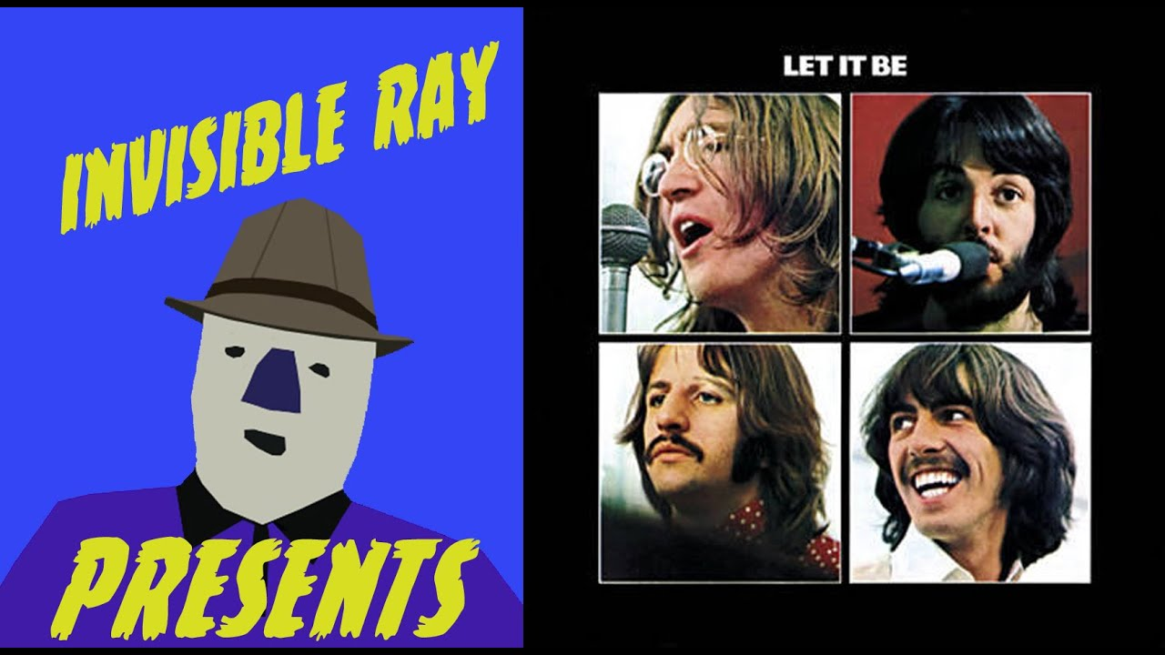 THE BEATLES Let It Be reviews